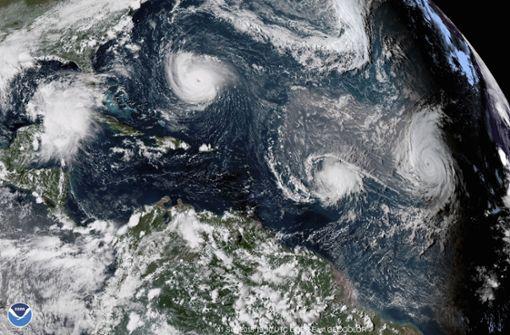 Mächtiger Wirbelsturm rückt an US-Südostküste heran