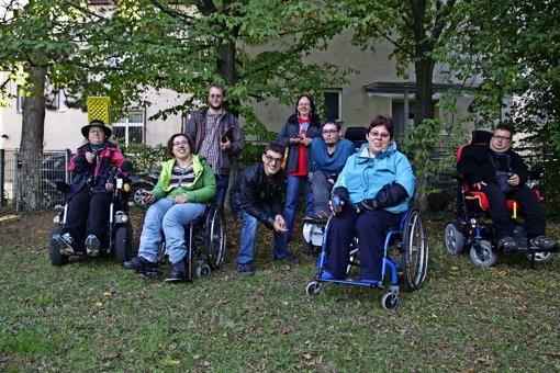 Die Teilnehmer waren mit Begeisterung bei der Sache. Foto: Ralf Recklies