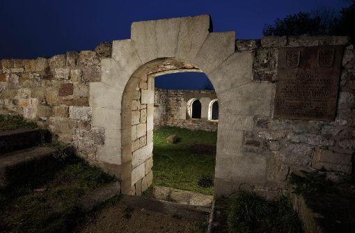Vorerst kein Turm für die Ruine Kappelberg