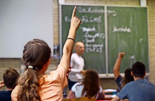 Im Unterschied zu Regelschülern brauchen manche Inklusionsschüler nicht dasselbe Klassenziel zu erreichen. Foto: dpa