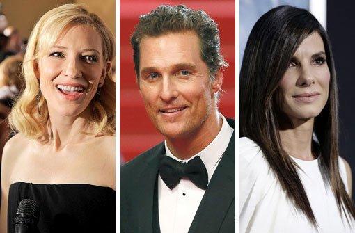 Wer bekommt einen Golden Globe?