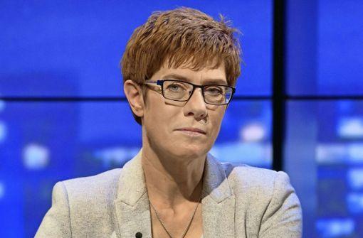 CDU-Generalsekretärin auf Tour im Südwesten