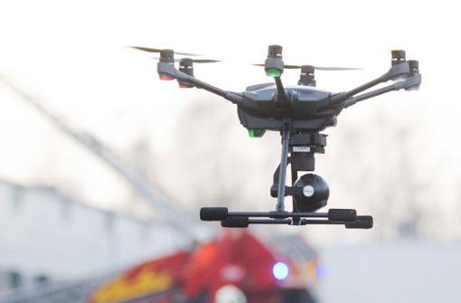 Drohne behindert Rettungshubschrauber-Einsatz