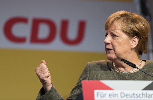 Merkel weist Einmischung von Erdogan zurück