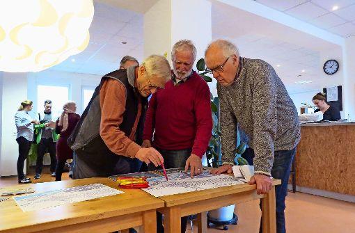 Bürger planen die Zukunft ihres Stadtteils