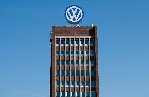 Ermittler durchsuchen Büros von VW-Managern