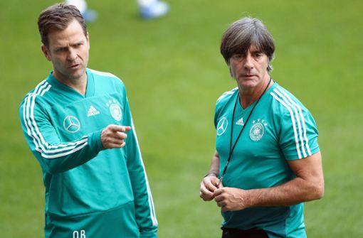 Löw wählt sein Personal für Länderspiele