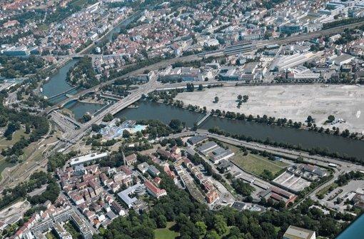 Näher an den Neckar