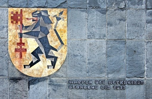 Wohin kommt  das Altkreis-Wappen?