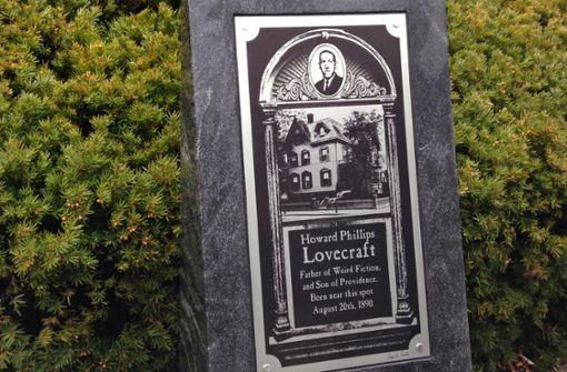 Das müssen Sie über Horror-Autor H.P. Lovecraft wissen
