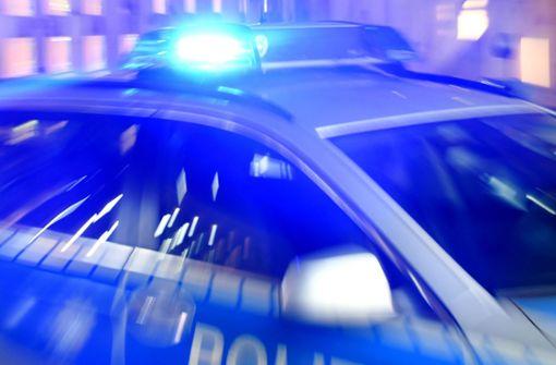 Polizei ertappt Senior beim Tannenbaumklau