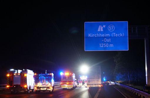 20 000 Euro Schaden – Fahrer flüchtig