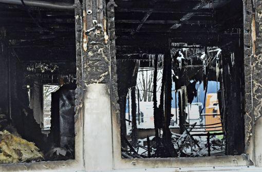 Brandursache in Asylheim bleibt unklar