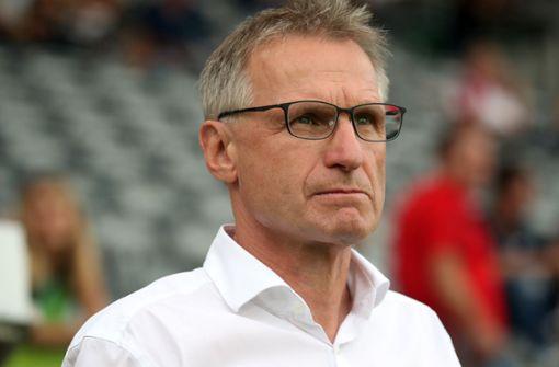 """""""Könnte Unruhe geben, wenn wir gegen Düsseldorf verlieren"""""""
