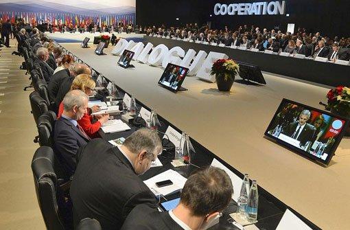 Russland verletzt internationales Recht