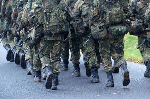 Bundeswehr gibt Fehler zu