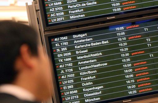 Der Europäische Gerichtshof stärkt die Fluggastrechte. Foto: dpa