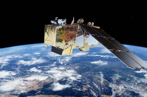 Forscher vermessen Erde neu