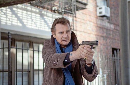 Liam Neeson in 96 Hours - Taken Foto: Verleih