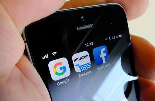 Regierung hat Zweifel  an Digitalsteuer
