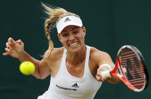 Kerber will Wimbledon erobern