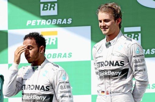Rosberg und das Prinzip Hoffnung