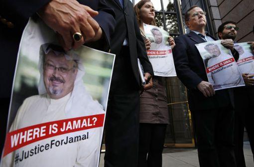 Donald Trump nimmt Saudi-Arabien in Schutz