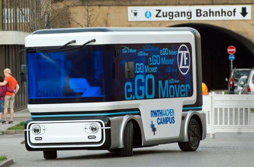 Fahren wir bald mit elektrischen Kleintransportern?
