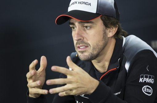 Alonso erhält nach Unfall Startverbot