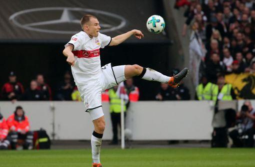 Holger Badstuber weiß nicht, ob er beim VfB Stuttgart bleiben soll. Foto: Pressefoto Baumann