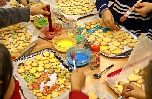 Beim Fest siegt die kulinarische Tradition