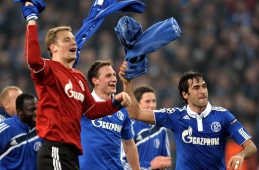 Schalke muss gegen Inter ran
