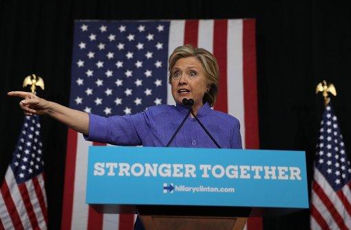 Vermeintlich neue Clinton-E-Mails sind alter Hut