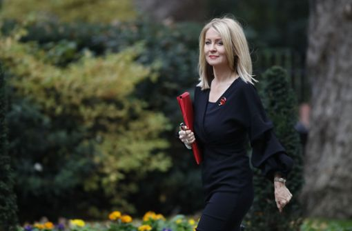 Britische Arbeitsministerin zurückgetreten
