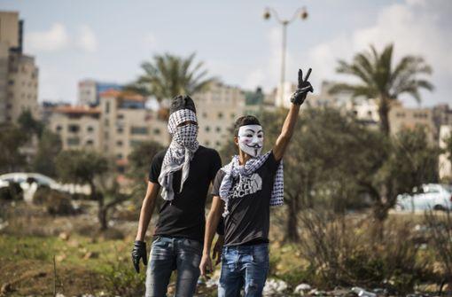 Dutzende Verletzte bei neuen palästinensischen Protesten