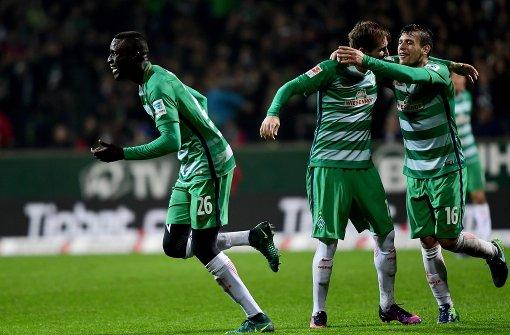 Werder Bremen bezwingt Bayer Leverkusen