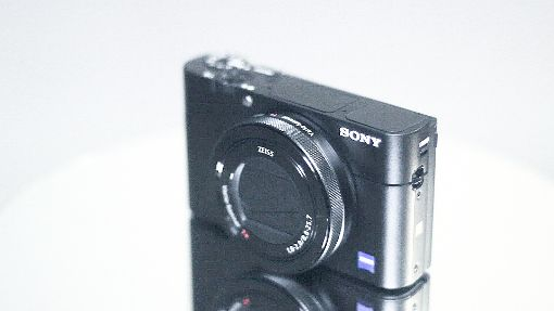 Sony RX 100 V - Videoansicht