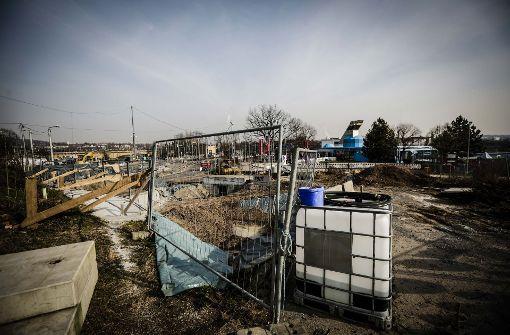 Bauunternehmer Stuttgart bauprojekt rosensteintunnel baukonzern wirft der stadt behinderung