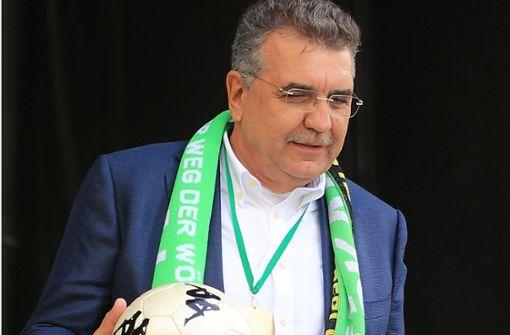 Aufsichtsratschef Garcia Sanz schmeißt hin