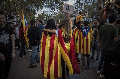 Spanischer König kritisiert katalanische Behörden scharf