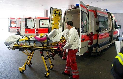 Einen Umzug der etwas anderen Art haben das Personal und die Patienten der Frauenklinik Stuttgart hinter sich gebracht. Foto: www.7aktuell.de