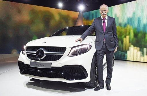 Deutsche Autobauer lieben die USA