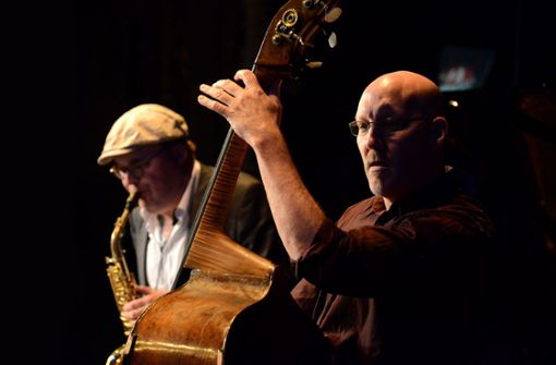 Ein traumhaftes Jazz-Duo im Bix