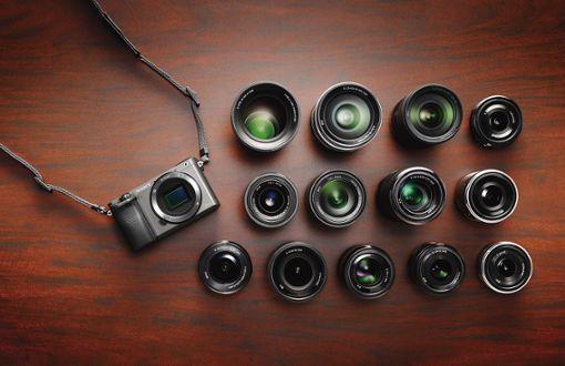 In einem Portrait Shooting können die beeindruckende Auflösung und das spektakuläre Bokeh der Sony G Master Objektive der Kameras ausgetestet werden - so lassen sich... Foto: Sony Corporation