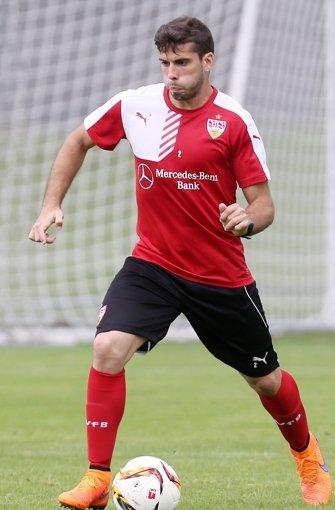 Emiliano Insua: Ließ auf seiner linken Abwehrseite einige Kölner Angriffe zu, steigerte sich aber im Spielverlauf – Note 3. Foto: Baumann