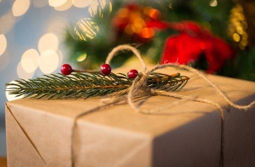 Top 10 der Weihnachtsgeschenke