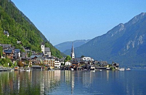 Zu Fuß durch eine Alpen-Traumwelt