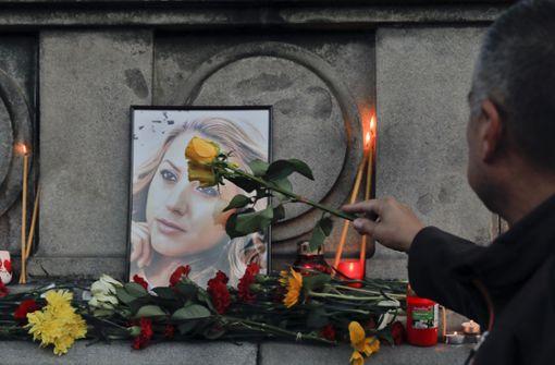 Offenbar Festnahme nach Mord an Journalistin