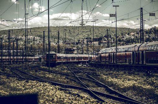 Gleis-Bauarbeiten führen am Wochenende zu S-Bahn-Ausfällen