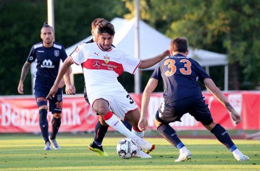 Der 1. FC Nürnberg denkt an Berkay Özcan